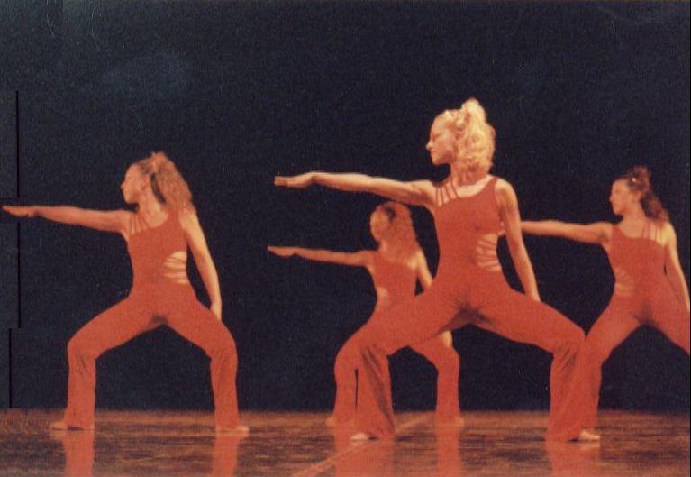 Ovo, coreografia di Claudio Rizzi