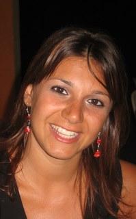 Anna Di Costanzo, insegnante ai corsi base di danza, modern e Pilates