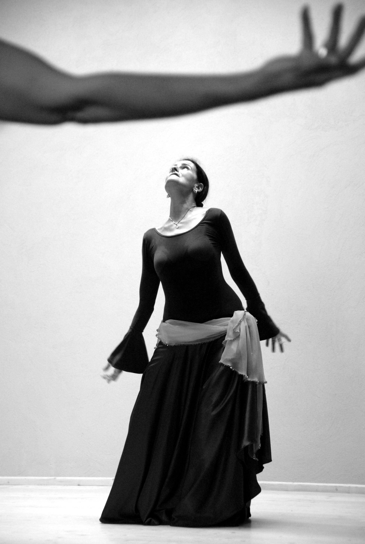Anna Shakti Rimbotti insegnante ai corsi di yoga a Ballet Academic Studio