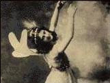 Isadora Duncan in Sogno di un Notte di Mezza Estate