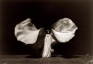 loie fuller, foto frederick glasier 1902
